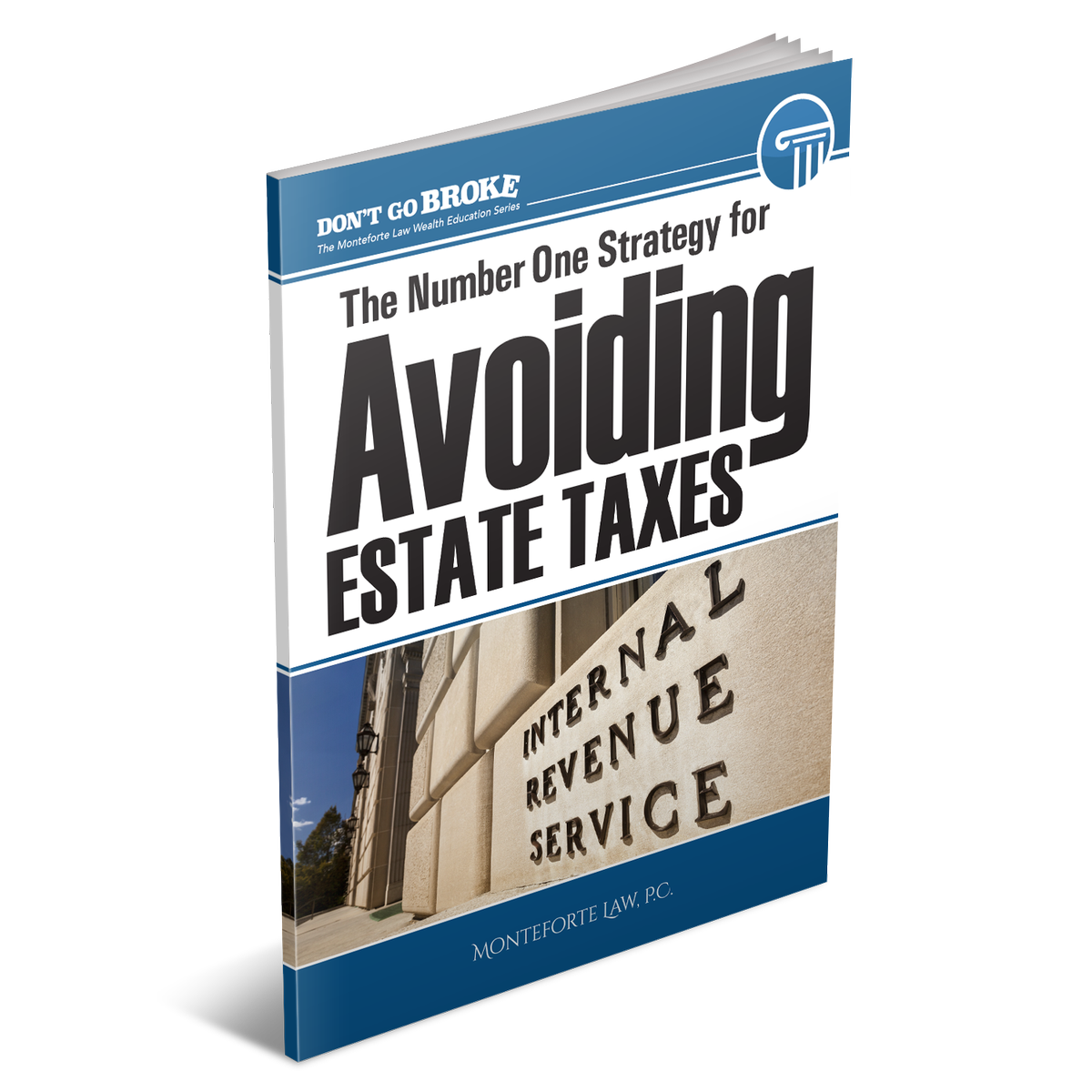 Don't give away your hard-earned money. Read our report on How to Avoid Estate Taxes