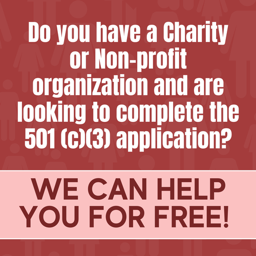 Apply for a 501 (c)(3) Grant Application