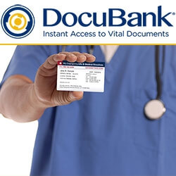 Take Control of Your Health Care with DocuBank