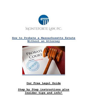 How to Probate a Massachusetts Estate Without an Attorney